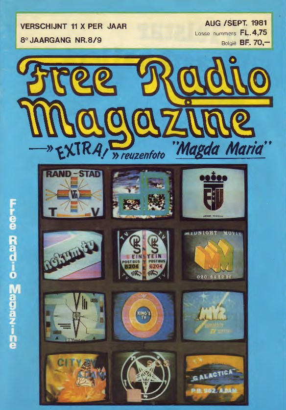 FRM augustus 1981