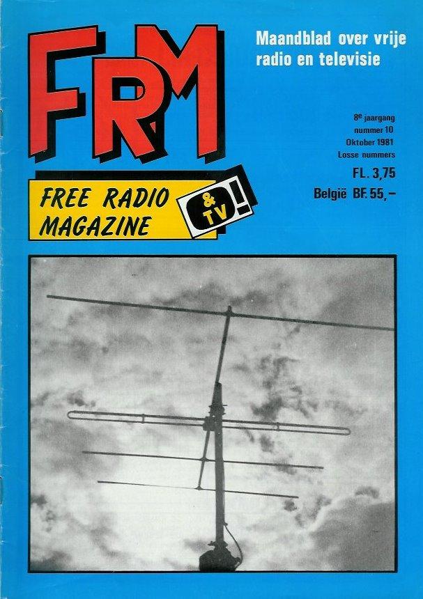 FRM oktober 1981