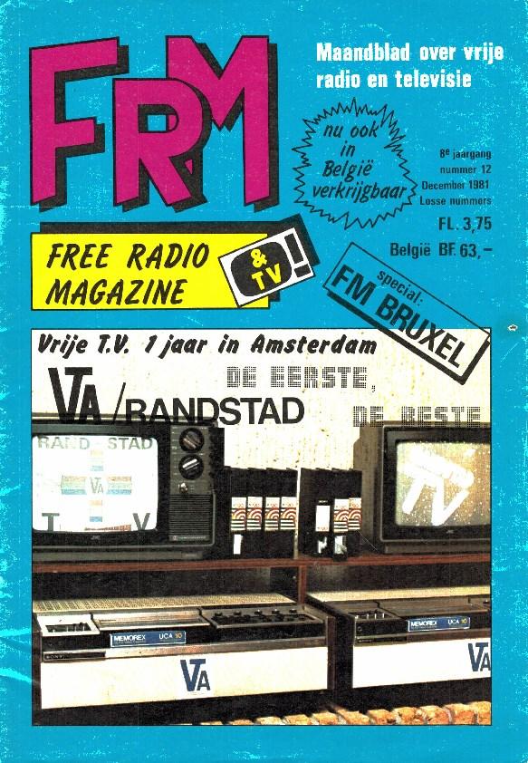 FRM december 1981