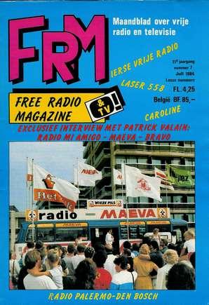 FRM juli 1984