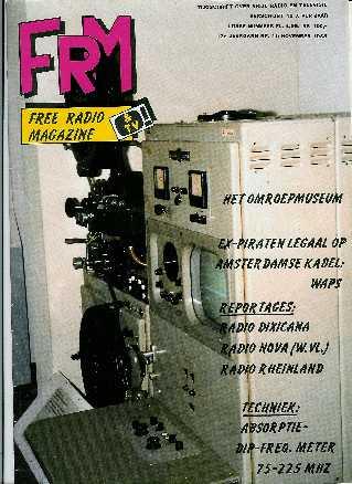 FRM november 1985