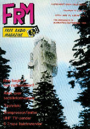 FRM augustus 1986