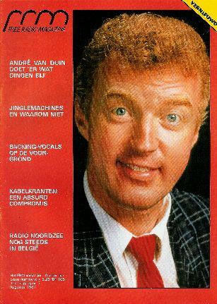 FRM augustus 1987